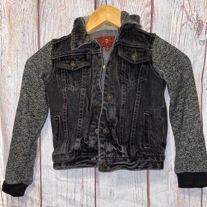 7  For All Mankind Kids Size 6 Jacket